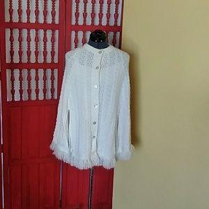 Pristine Vintage Poncho